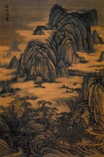 The role of linearity in Chinese art