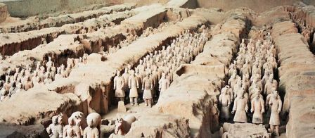 35da42758 Kids History: The Terracotta Army of Ancient China