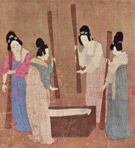 role of women in ancient china