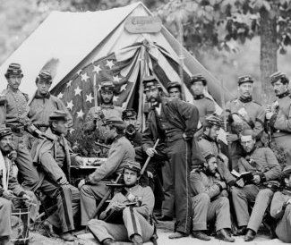 What was it Like to Be in the Civil War? - Magazine cover