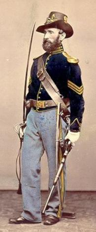 Union Civil War Uniform 15