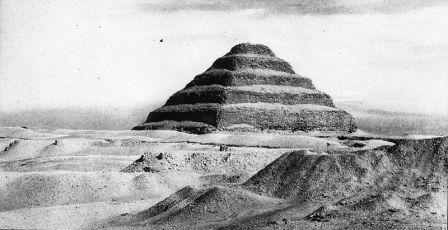 First Pyramid of Djoser