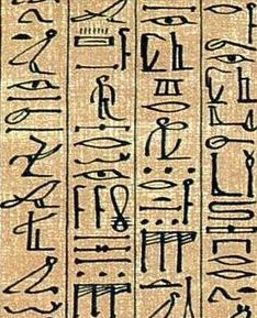 egyptian hieroglyphics meanings