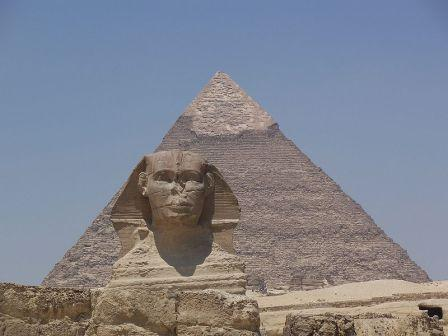 Mysterious Voids Discovered Hidden Inside Cheops? Egypt_sphinx
