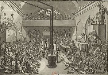 """the historic lessons of the jacobin republic and the french revolution in the history of france Student instructions background: over four years after the start of the french revolution, france descended into a period commonly known as the """"reign of terror,"""" when over 16,000 people were executed for allegedly opposing the revolution."""