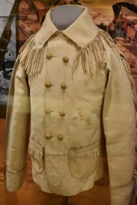 General Custer's Jacket from the Smithsonian