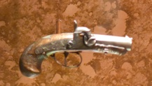 Pistol used by Booth to kill Lincoln