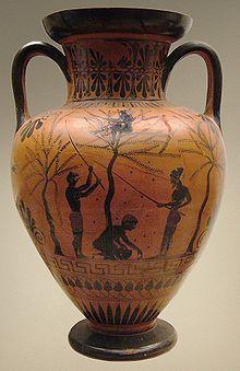 Antické řecké malířství