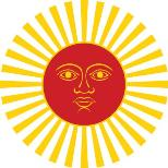 Inca Empire Symbol Symbol for Inti the Sun god