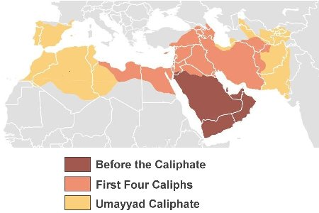 History of the Early Islamic World for Kids: Umayyad Calip on