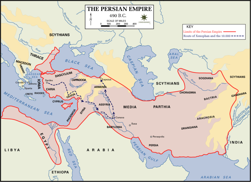 Ancient Mesopotamia Persian Empire
