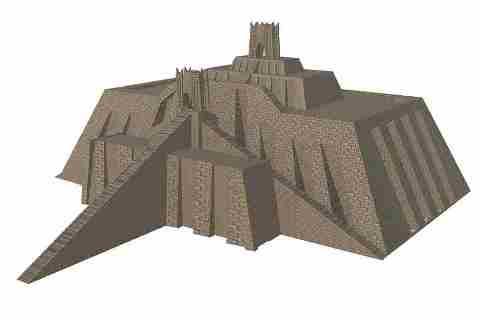 Ancient Mesopotamian Architecture ancient mesopotamia: the ziggurat
