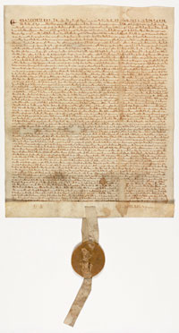 Middle Ages for Kids: King John and the Magna Carta