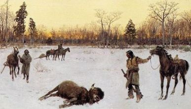 Native American Food Agriculture Hunting and Gathering