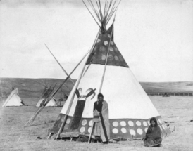 Native American History for Kids: The Teepee, Longhouse, and ...