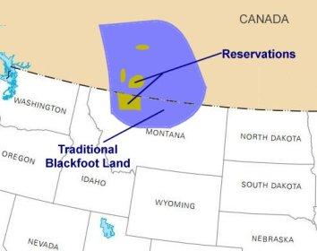 Blackfoot Nation For Kids