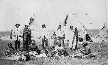 History of Native Americans in the United States