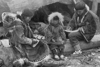 Native americans for kids inuit peoples for Alaskan cuisine history