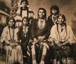Indian Tribe Dresses