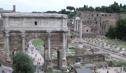 History Of Ancient Rome For Kids The City Of Rome