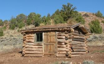 History: The Log Cabin