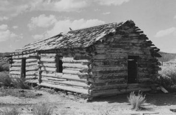 History The Log Cabin