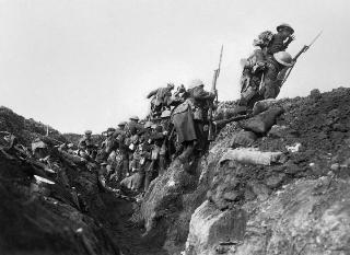 World War I: Battle of the Somme