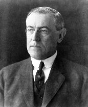 President woodrow wilson and his 14 point system