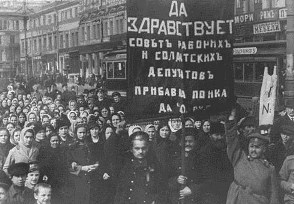 Image result for Russia, the February Revolution 1917 images