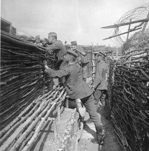 bbc trench warfare