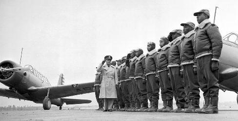 African americans in ww2