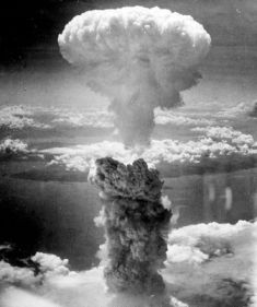 Essay on the atomic bomb ww2?