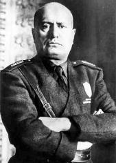 Benito Mussolini autobiography