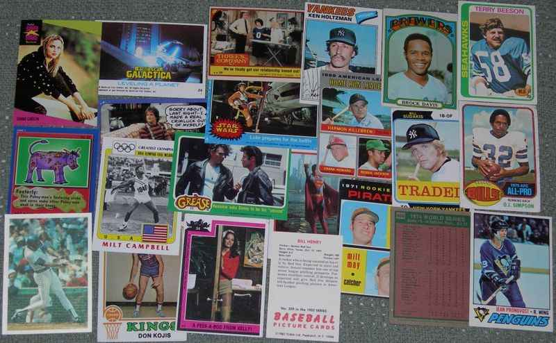 Hobbies For Kids Trading Cards