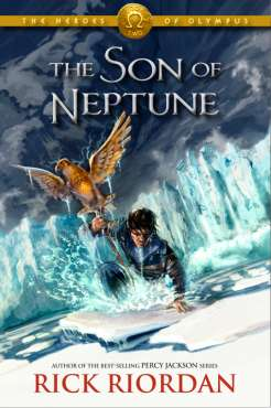 Sons of Neptune book cover art