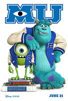 Movies for Kids: Monsters University
