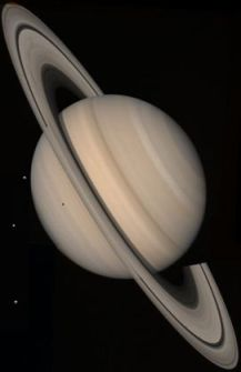 Astronomy for Kids: The Planet Saturn