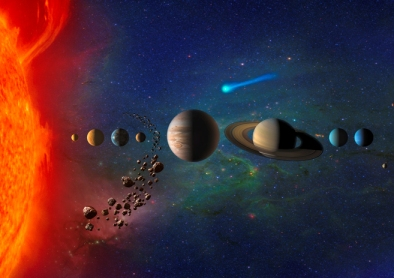 Astronomy And The Solar System