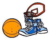 Equipment used for basketball