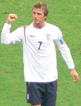 571cbdc52 David Beckham Biography  Footballer