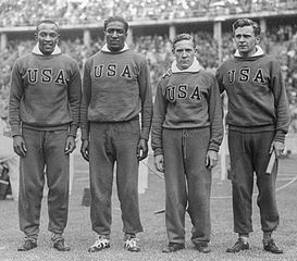 "the life and contributions of jesse owens In the mid-1930s there was only one international black hero and that was jesse owens jesse burst upon for his humanitarian contributions to the ""race for life."