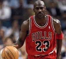pretty nice 28483 28b56 Michael Jordan in 1994. Source  Wikimedia Commons