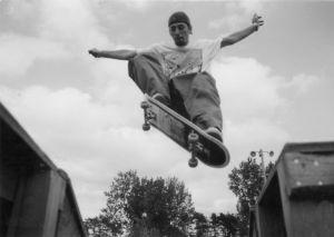 extreme sports skateboarding