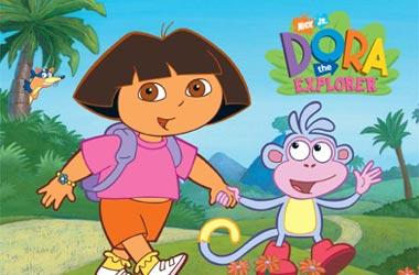 Kids Tv Shows Dora The Explorer